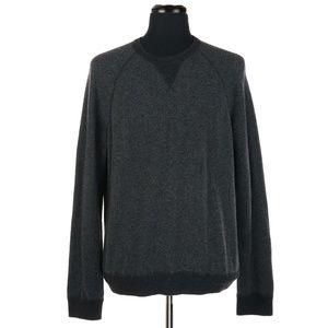 Vince Cashmere Wool Blend Crewneck Sweater Large